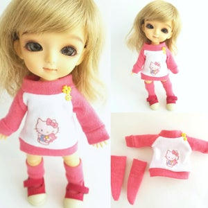 Image of Pink Hello Kitty Set