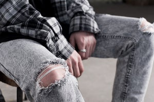 Image of U-F Stone Washed Denim