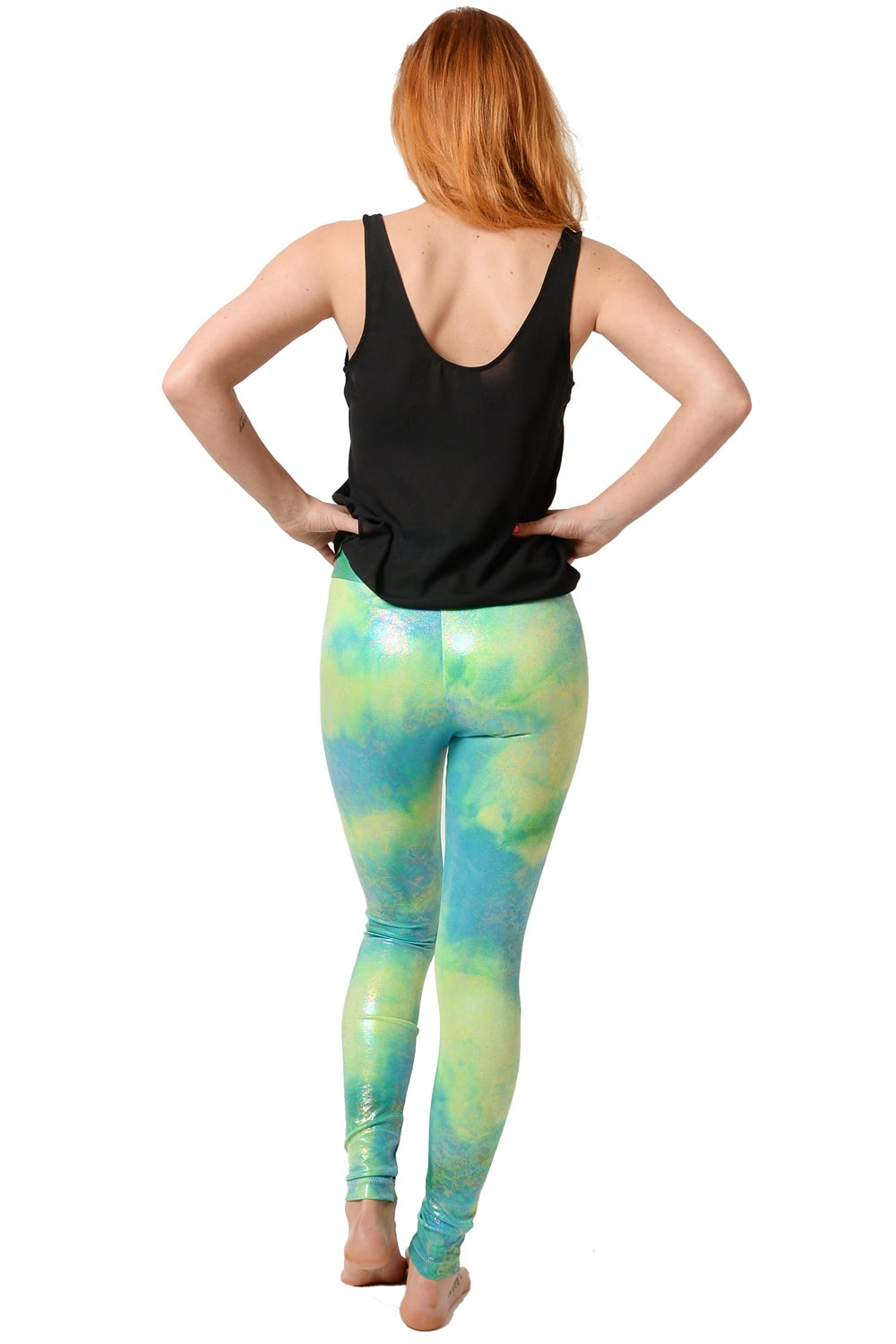 Image of Marine Shimmer Leggings