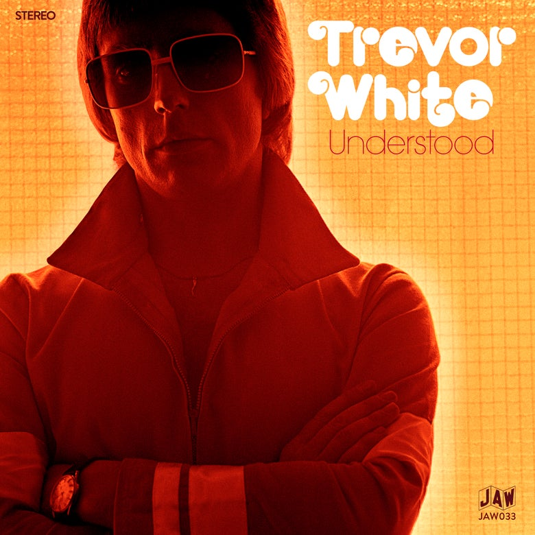 "Image of TREVOR WHITE ""Understood"" 7"" single (black, yellow, orange vinyl, or test pressing)"