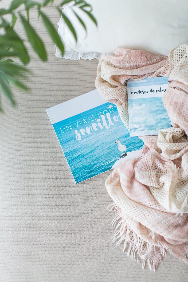 Image of Un viaje por lo sencillo (libro + libreta)