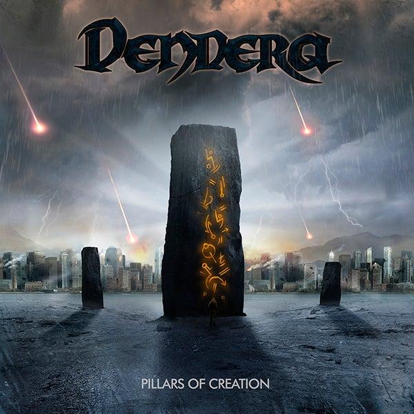 Image of Pillars of creation - CD