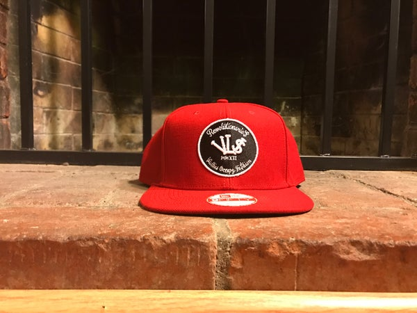 Image of Red VL$ Revolutionaries SnapBack