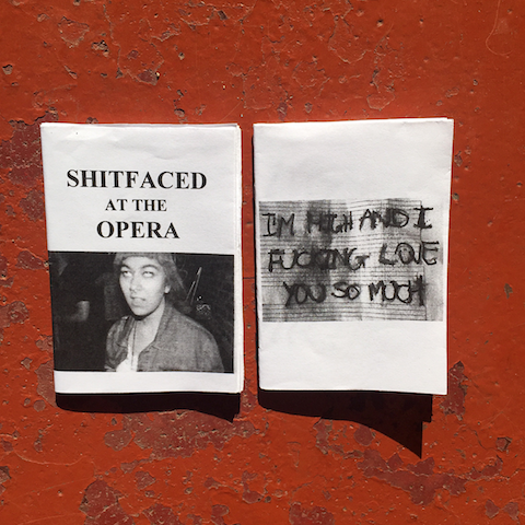 Image of Shitfaced At The Opera & twenty four hour come down