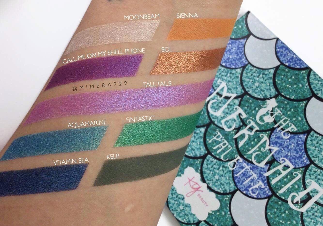 Image of Mermaid Palette