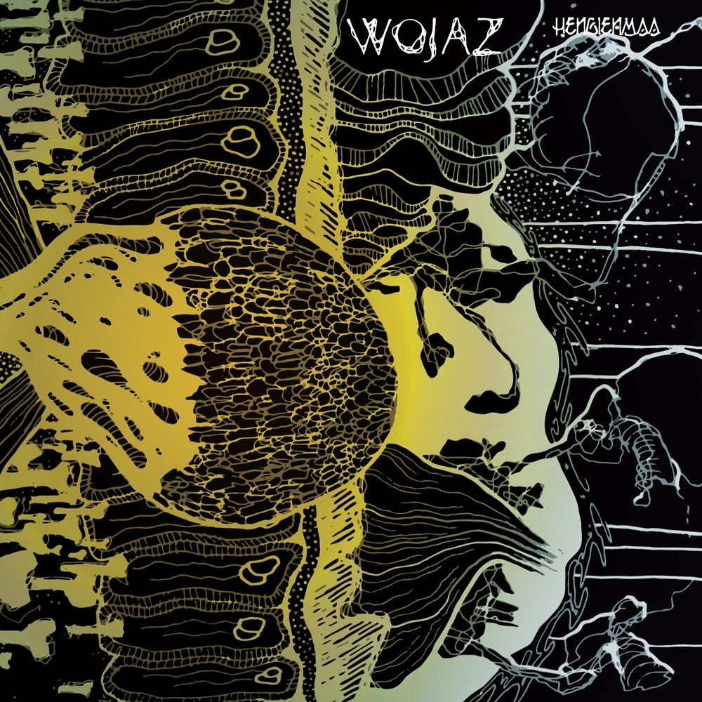Image of Wojaz - Hengienmaa (CD)