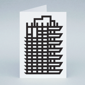 Image of Barbican Estate card