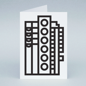 Image of Kiev Tower Block card