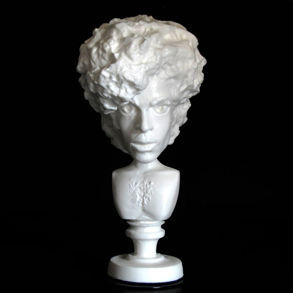Image of #LPPisART 'Maestro MicroBust' Resin Cast Statuette
