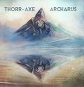 Image of Thorr-Axe / Archarus Hobbit split CD