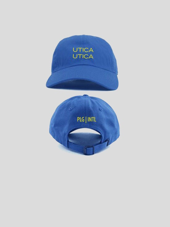 Image of 'Utica Utica' Dad Caps