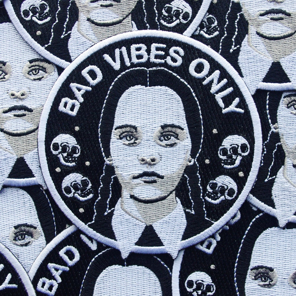 Image of Bad Vibes Patch