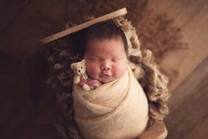 Image of Aven wool knit wrap