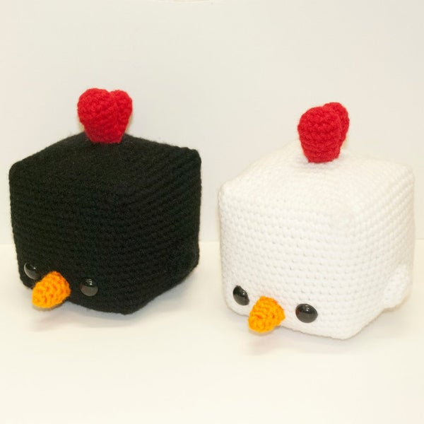 Image of Cube Roosters
