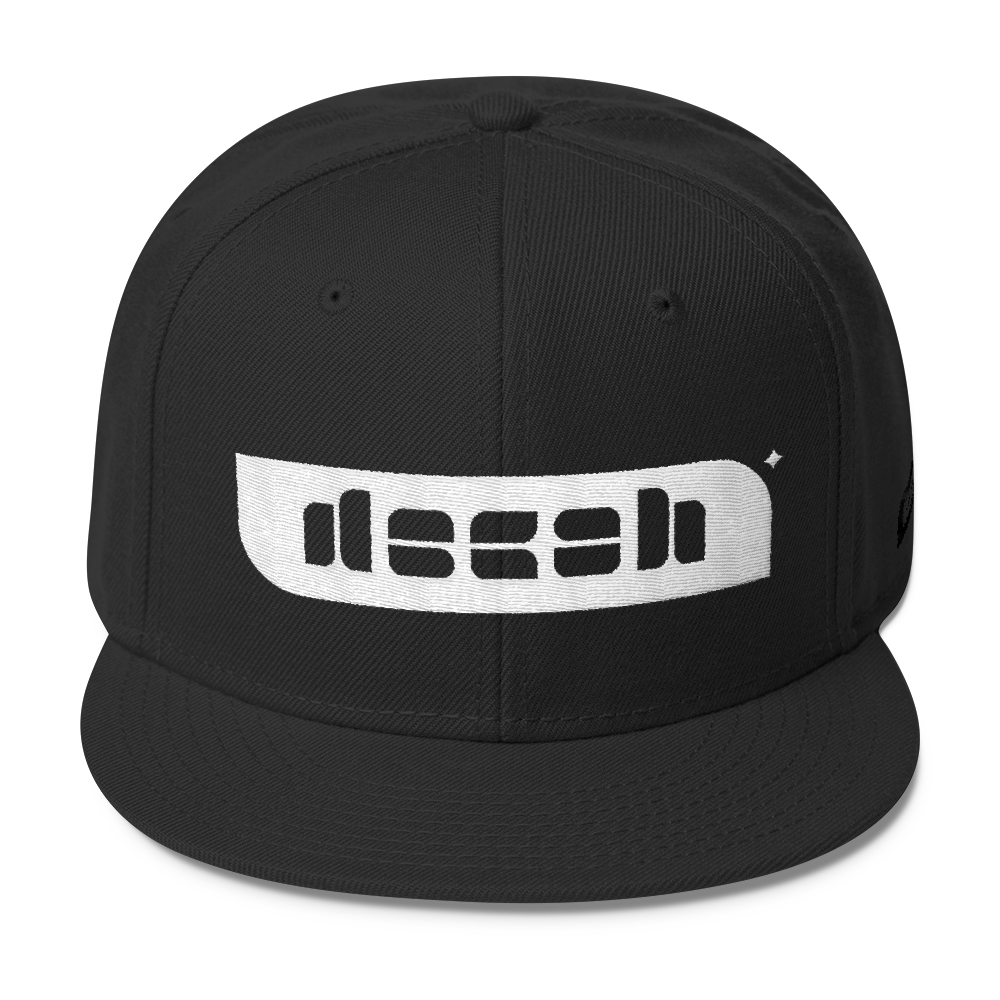 Image of Embroidered Snap Back II