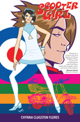 Image of SIGNED SCOOTER GIRL TRADE PAPERBACK