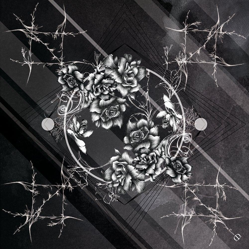 Image of Occulte ◈ Foulard carré en viscose