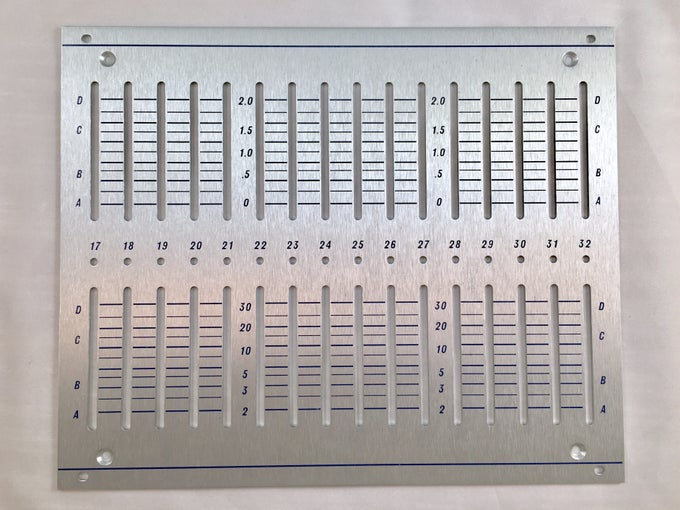 Image of 248-EXP front panel (for DIY kit)