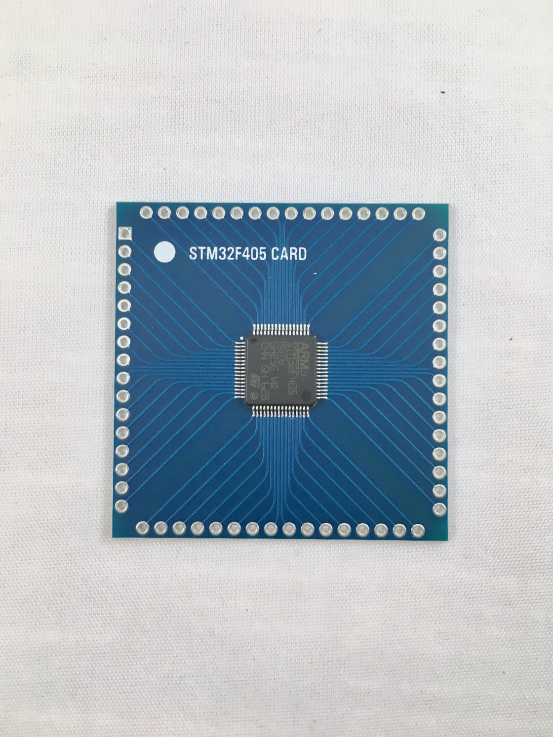 Image of Microcontroller card