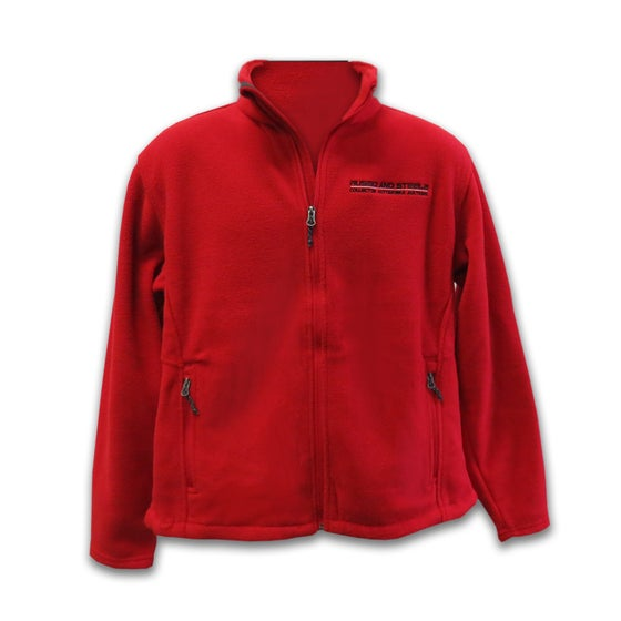 Image of Men's Fleece Red