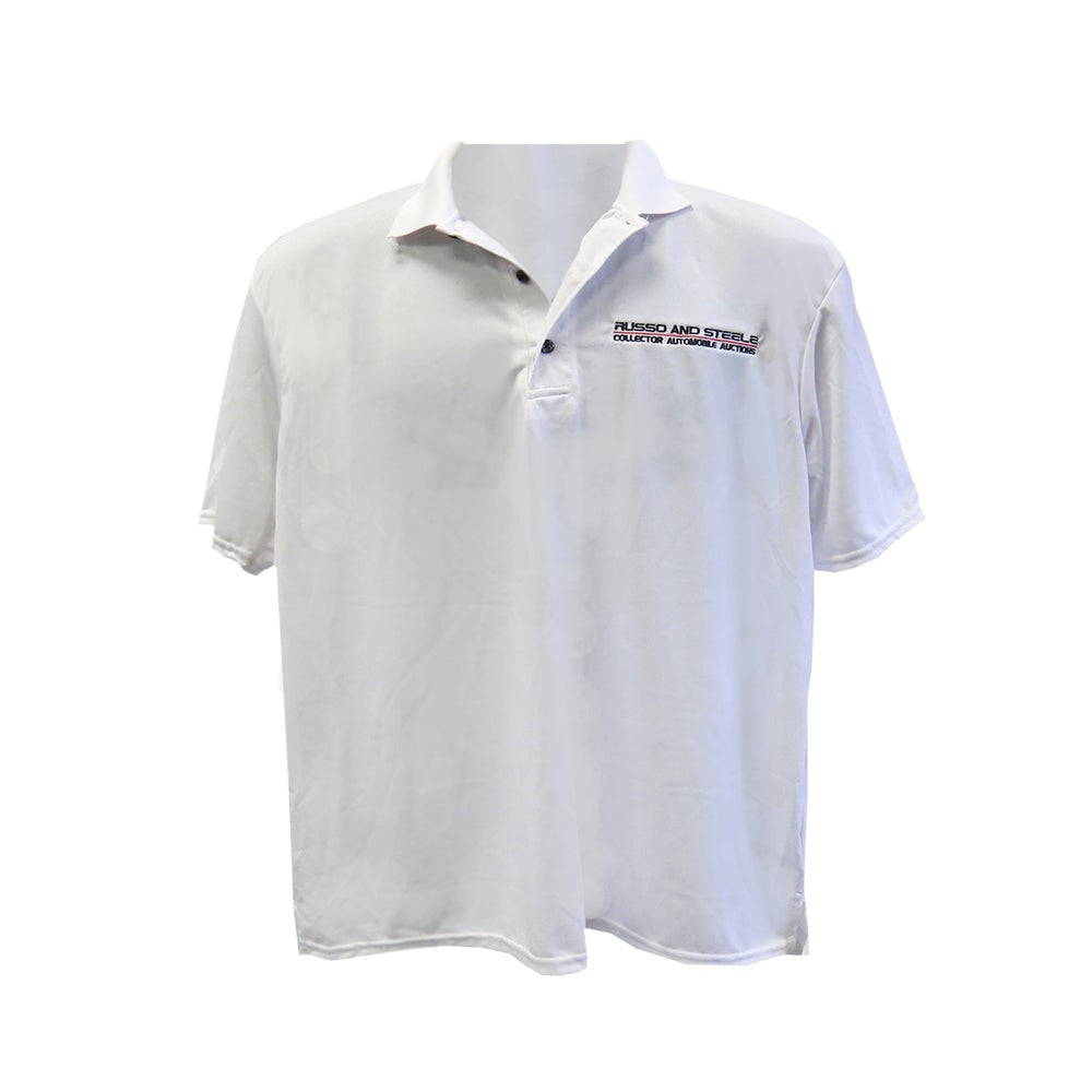 Image of Men's Polo White