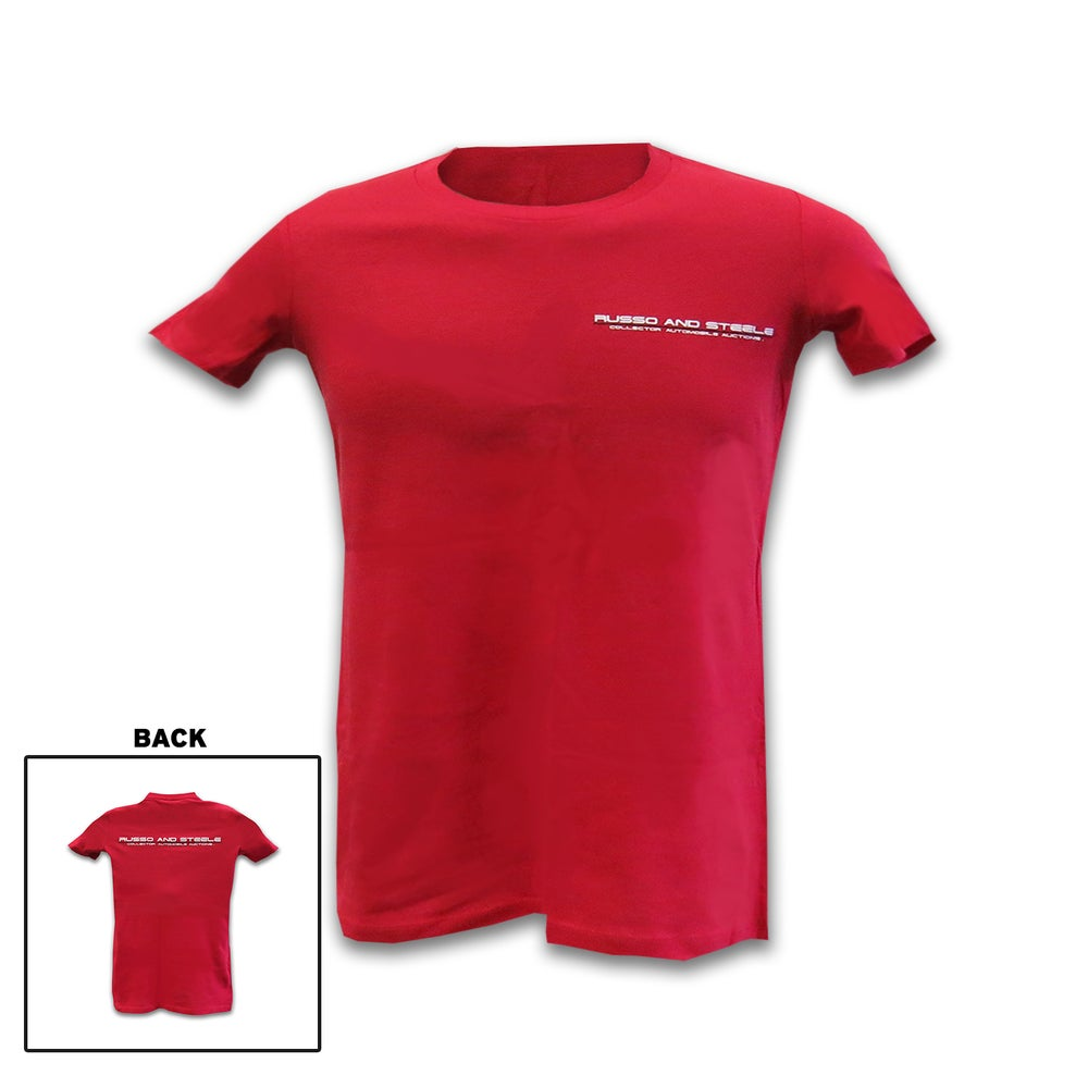 Image of Women's T-shirt Red