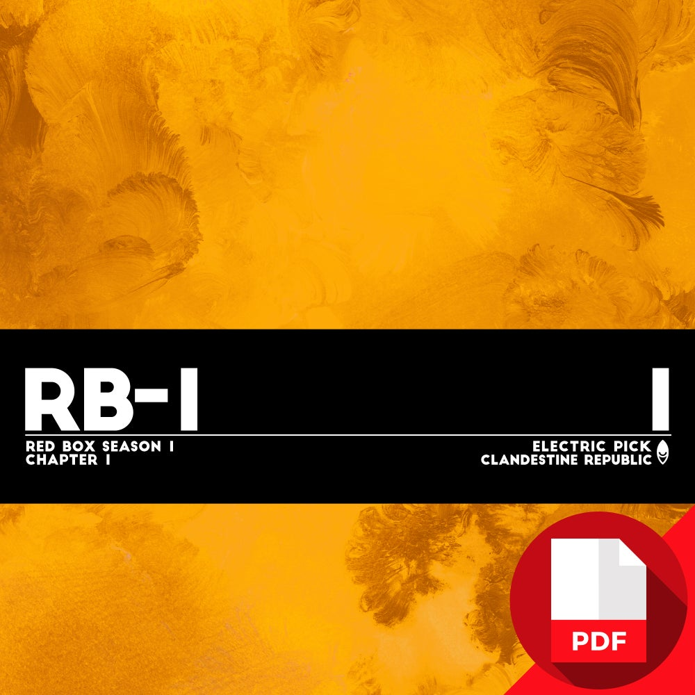 Image of RB1 Chapter 1 - DIGITAL EDITION