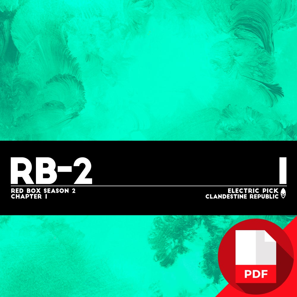 Image of RB2 Chapter 1 - DIGITAL EDITION