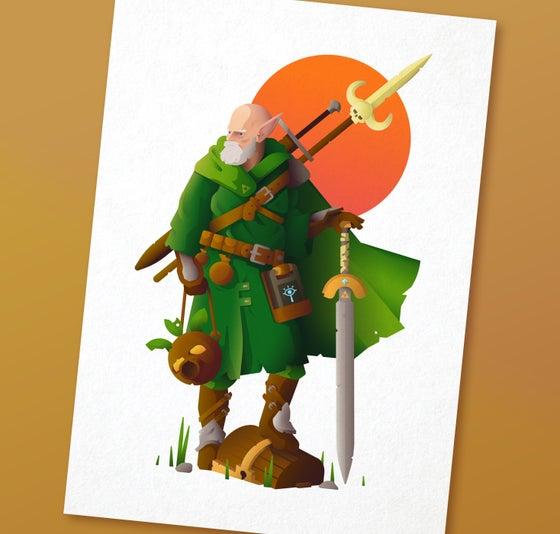 Image of Old Man Link