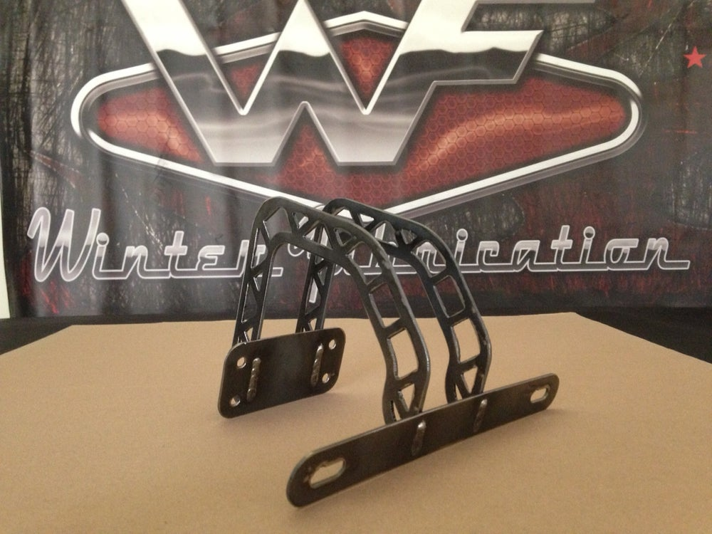 Image of Over Tailgate Plate Mount - Industrial