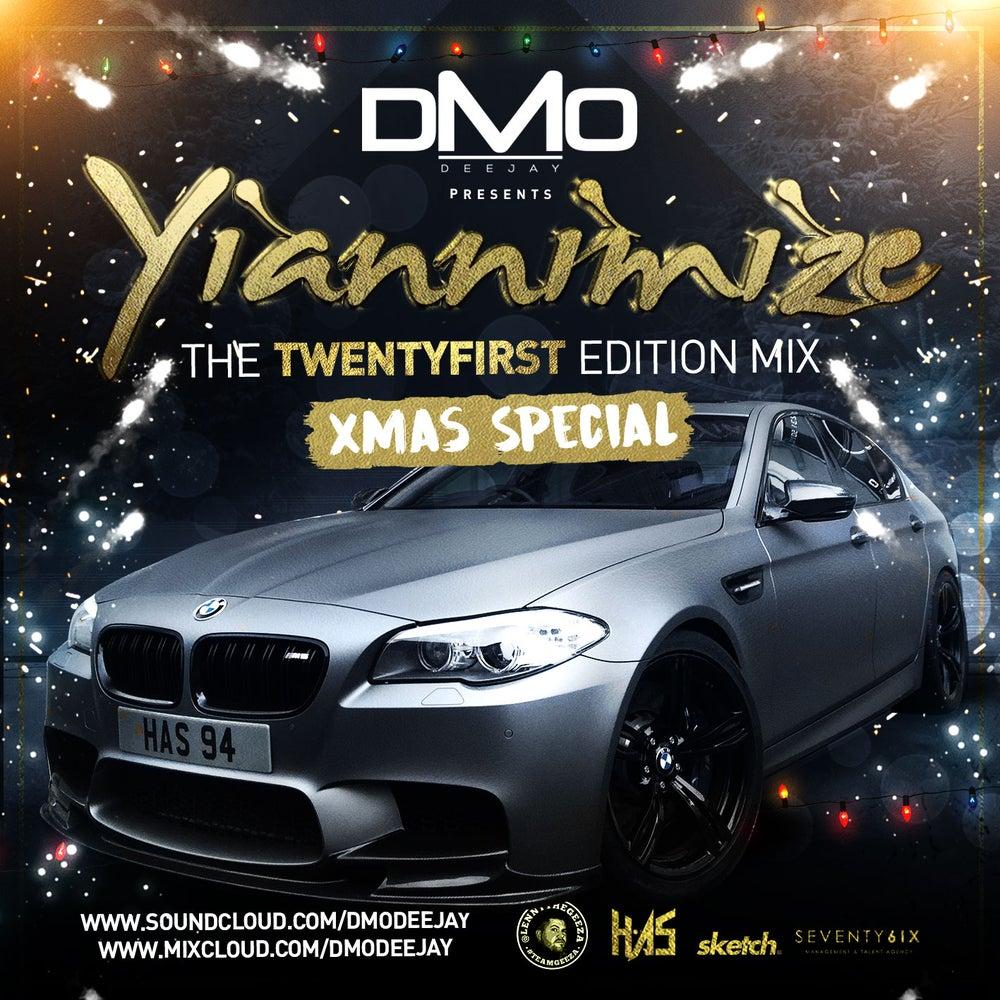 Image of Yiannimize Mix 21 Tracked CD