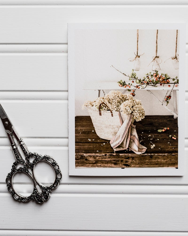 Image of Notecards-Floral series 1
