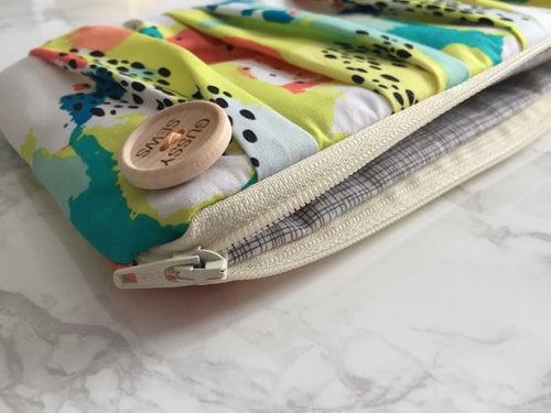 Image of Paint Splash medium zip