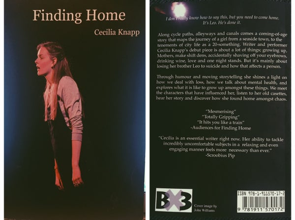 Image of Finding Home by Cecilia Knapp