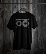 Image of Seasons 'Analog Tape' Design Tee (Black)