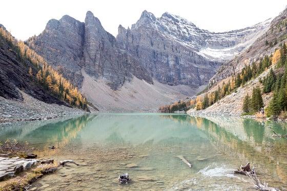Image of Lake Agnes