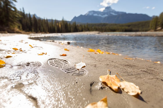 Image of Glacial Footprints