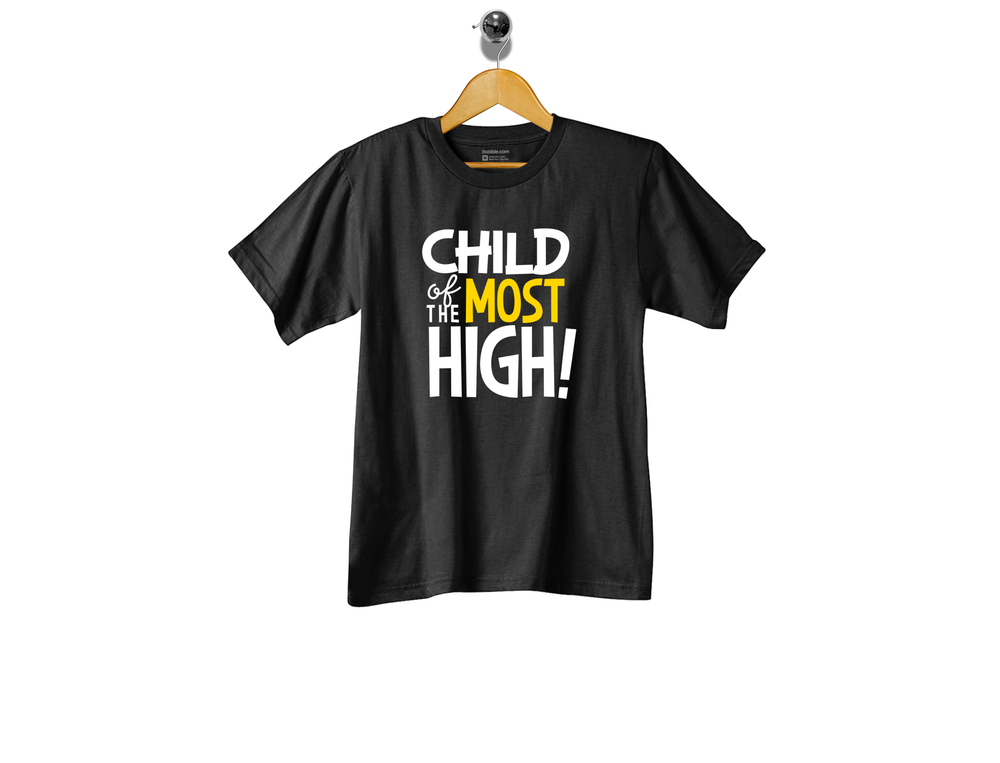 Image of Most High-Kid Shirt