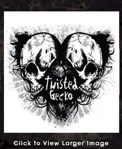 Image of Skull Heart