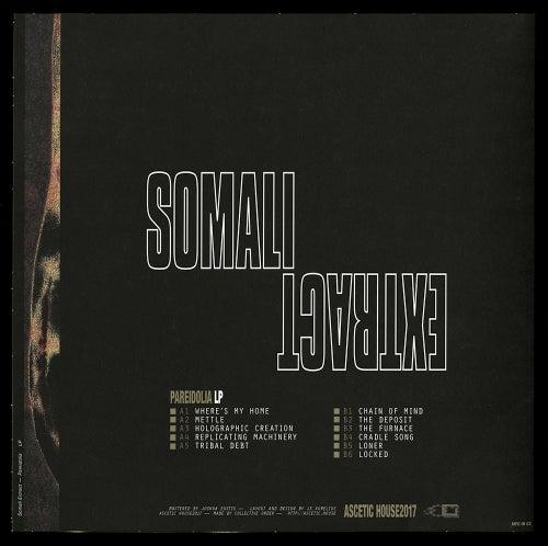 Image of Somali Extract 'Pareidolia' LP