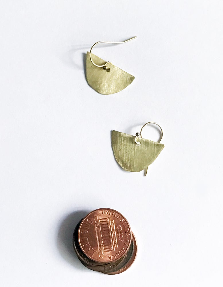 Image of HALFSIES EARRINGS