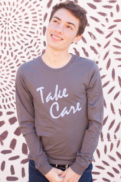 Image of Take Care L/S T-Shirt