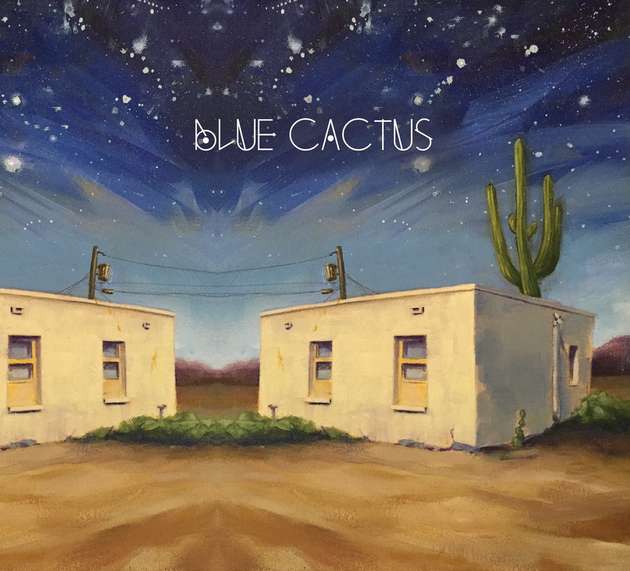 Image of Blue Cactus CD