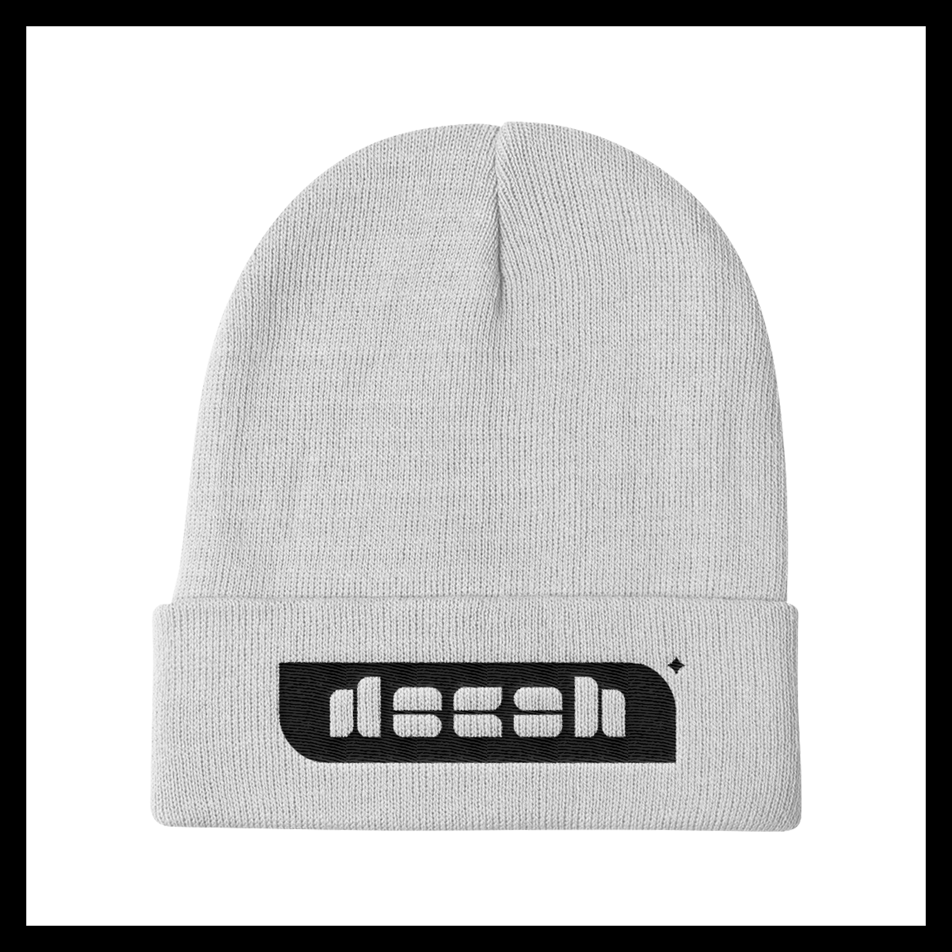 Image of decah Embroidered Beanie III