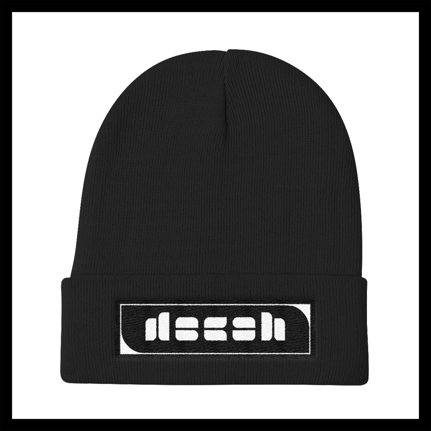 Image of decah Embroidered Beanie IV