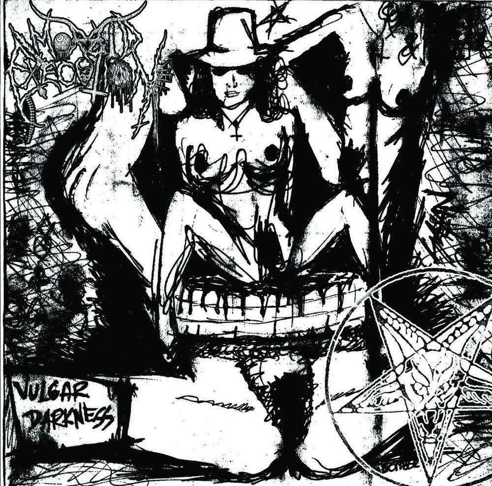 """Image of MORBID EXECUTION """" Vulgar Darkness  """" CD"""