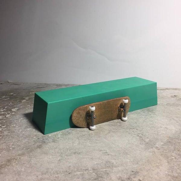 Image of Original Green Curb (MID)