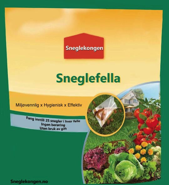 Image of Sneglefella 8pk