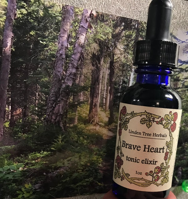 Image of Brave Heart tonic elixir