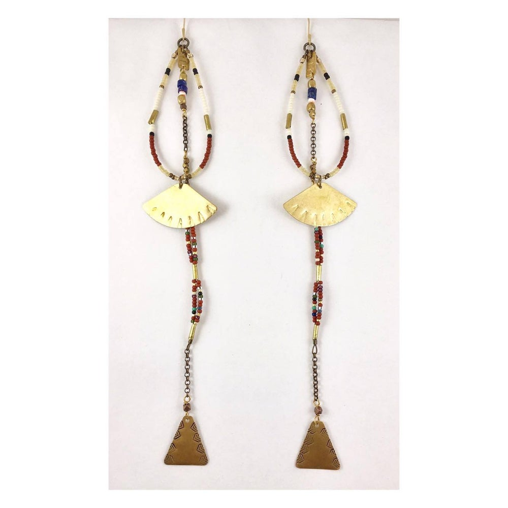 Image of Totem Earrings